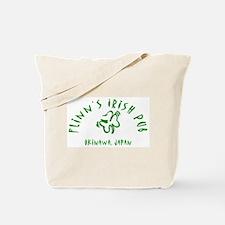 flinn okinawa 2 Tote Bag