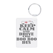Boo Boo Bus Keychains