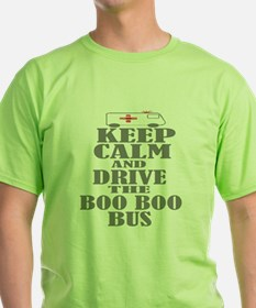 Boo Boo Bus T-Shirt