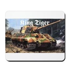 King Tiger Mousepad
