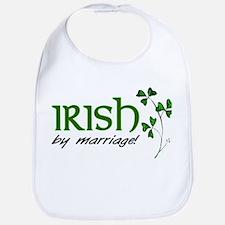 irish marriage Bib