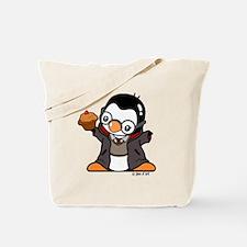 Cute Penguin Tote Bag