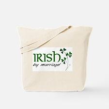 irish marriage Tote Bag