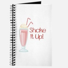 Shake it Up Journal
