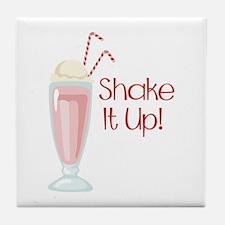 Shake it Up Tile Coaster