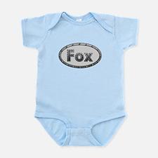 Fox Metal Oval Body Suit