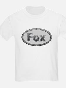 Fox Metal Oval T-Shirt