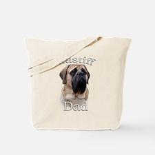 Mastiff(fawn)Dad2 Tote Bag