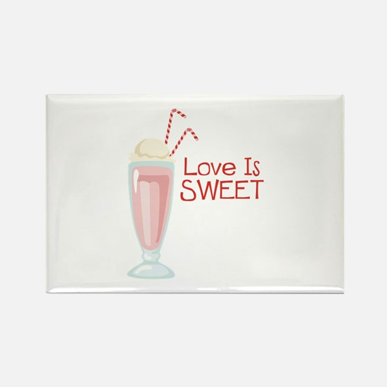 Love is Sweet Magnets