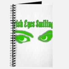 Irish Eyes Journal
