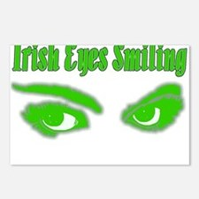 Irish Eyes Postcards (Package of 8)