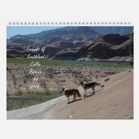 Friends Of Scr #4 Wall Calendar