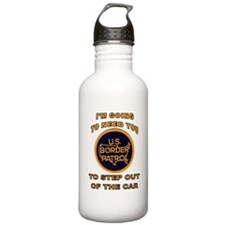 BORDER STOP Water Bottle