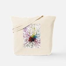 Neural Love Tote Bag