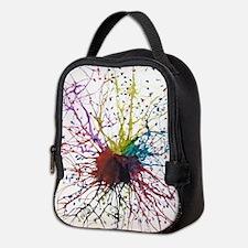Neural Love Neoprene Lunch Bag