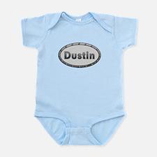 Dustin Metal Oval Body Suit