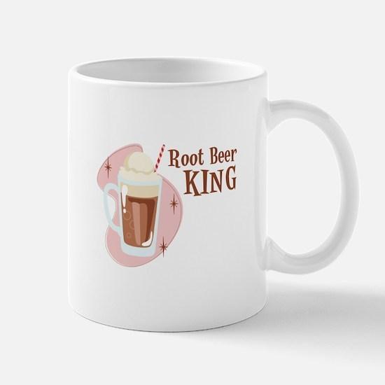 Root Beer King Mugs