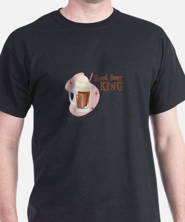 Root Beer King T-Shirt