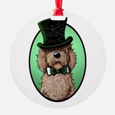 St. Paddy's Doodle Ornament