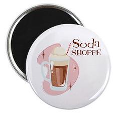 Soda Shoppe Magnets