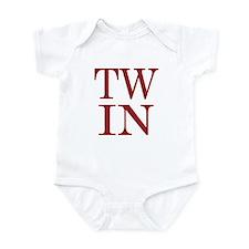 TWIN Infant Bodysuit