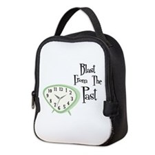 Blast From the Past Neoprene Lunch Bag