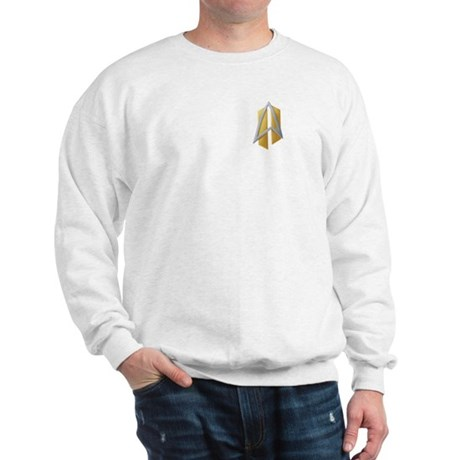 All Good Things Starfleet Insignia Sweatshirt