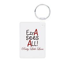 Pretty Little Liars Ezra Keychains