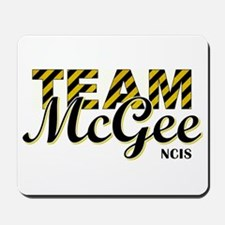 TEAM McGEE Mousepad