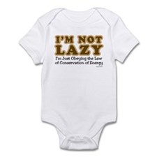 Not Lazy Infant Bodysuit