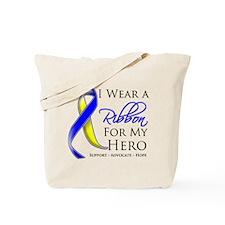 Down Syndrome Hero Tote Bag