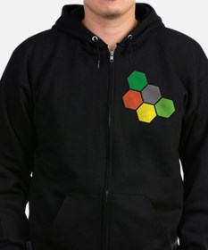 Settlers Resources Zip Hoodie