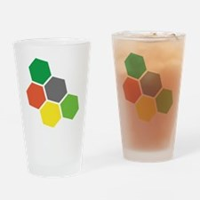 Settlers Resources Drinking Glass