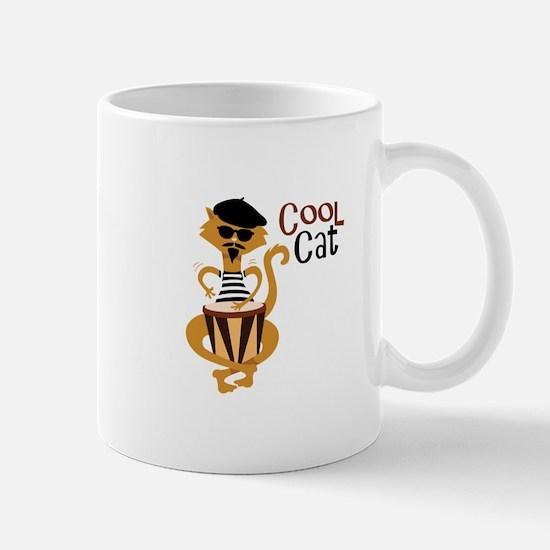 Cool Cat Mugs