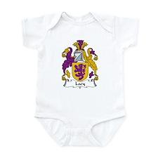 Lacy Infant Bodysuit