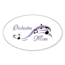 Orchestra Mom Decal