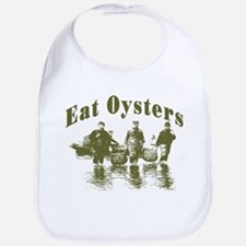 Eat Oysters Bib