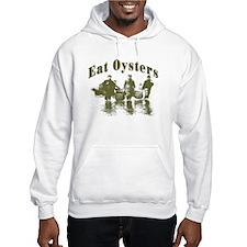 Eat Oysters Hoodie Sweatshirt
