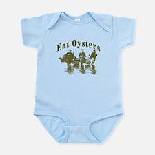 Eat Oysters Infant Bodysuit