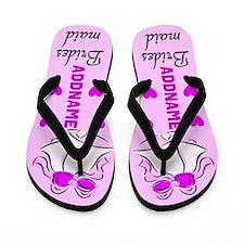 Bridesmaid Bells Flip Flops