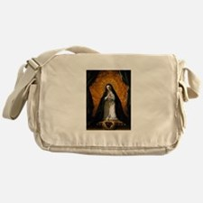 St Margaret Mary Alacoque Messenger Bag
