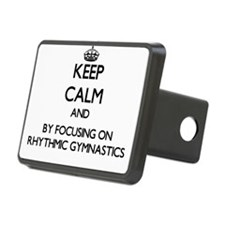 Keep calm by focusing on Rhythmic Gymnastics Hitch