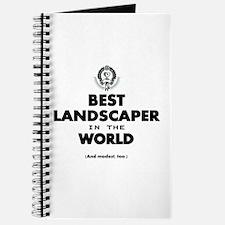 Best Landscaper in the World Journal