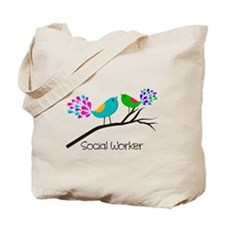 Social Worker 44 Tote Bag