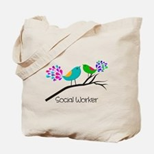 Social Worker 44 Tote Bag