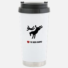 horse love valentines Travel Mug