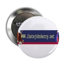 i hae john kerry Button (10 pack)