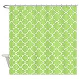 Green Shower Curtains