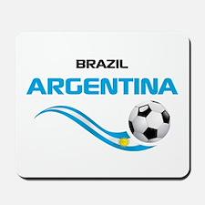 Soccer 2014 ARGENTINA 1 Mousepad