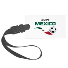 Soccer 2014 MEXICO Luggage Tag
